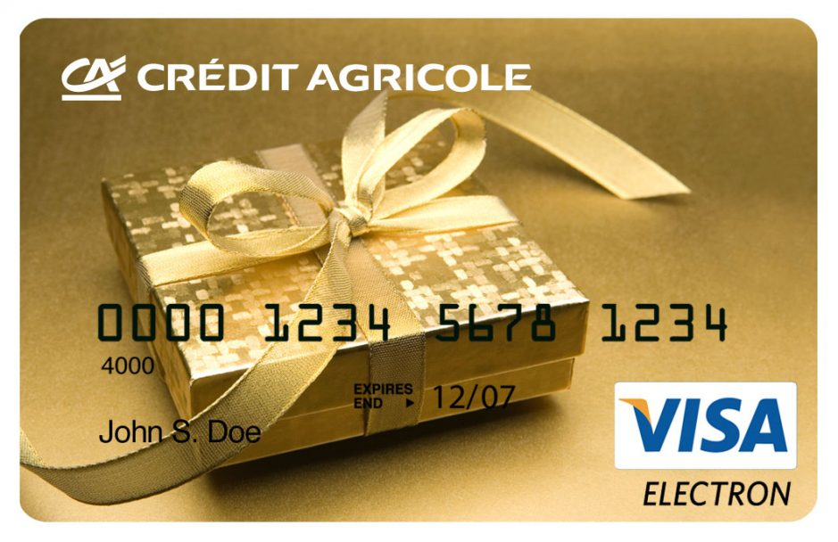 Business card mastercard credit agricole gallery card for Business prepaid credit card