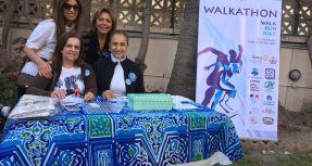 Credit Agricole Egypt the Golden Sponsor of the Walkathon of Alexandria