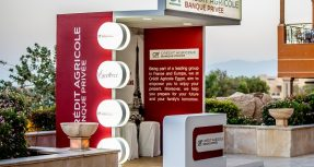 Credit_Agricole_Egypt_Banque_Privée_sponsors_BMW_Golf_tournament
